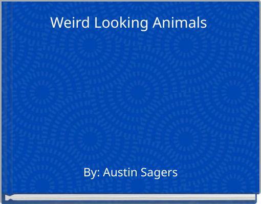 Weird Looking Animals