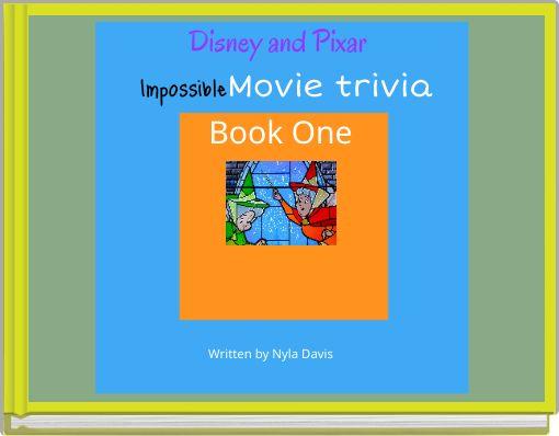 Disney and Pixar        I