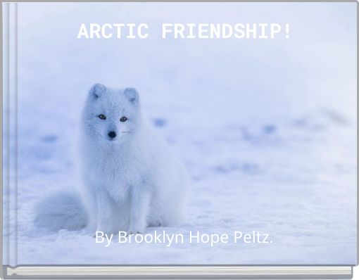 ARCTIC FRIENDSHIP!