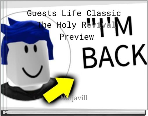 Guests Life ClassicThe Holy RevivalPreview