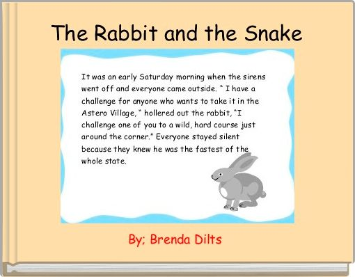 The Rabbit and the Snake