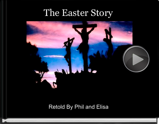 Book titled 'The Easter Story'