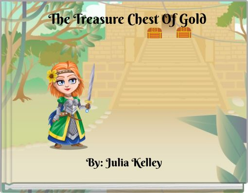 The Treasure Chest Of Gold