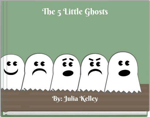The 5 Little Ghosts