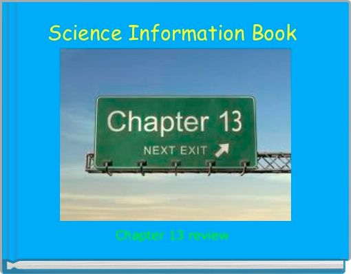 Science Information Book