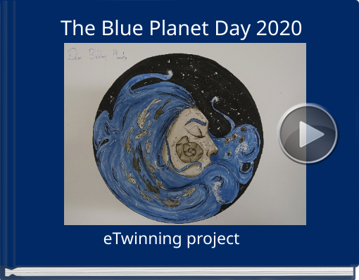 Book titled 'The Blue Planet Day 2020'