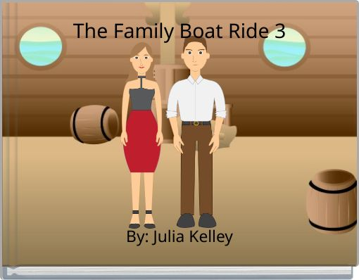 The Family Boat Ride 3