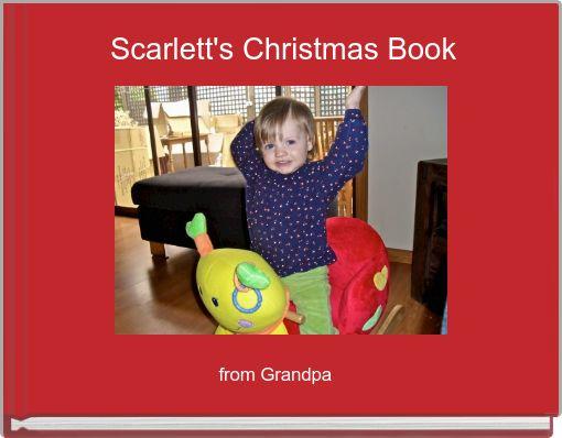 Scarlett's Christmas Book
