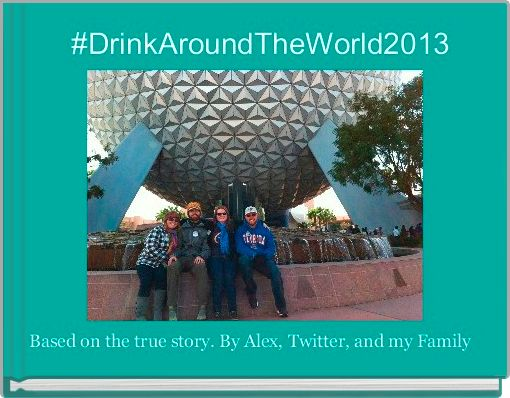 #DrinkAroundTheWorld2013
