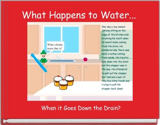 What Happens to Water...