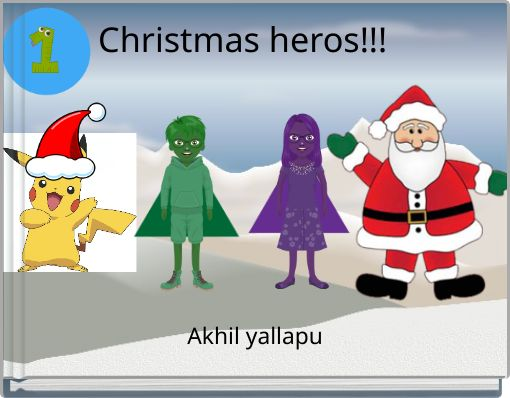 Christmas heros!!!