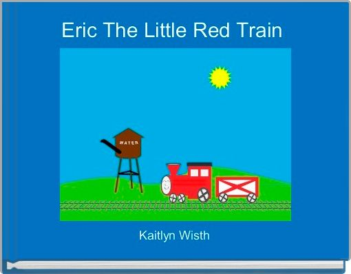 Eric The Little Red Train