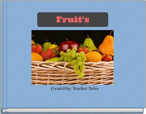 Fruit's