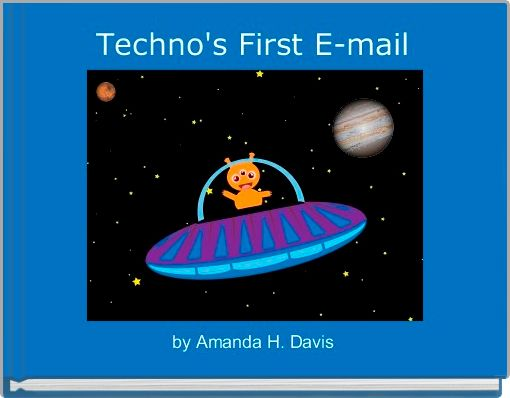 Techno's First E-mail