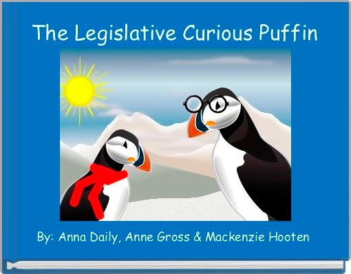 The Legislative Curious Puffin