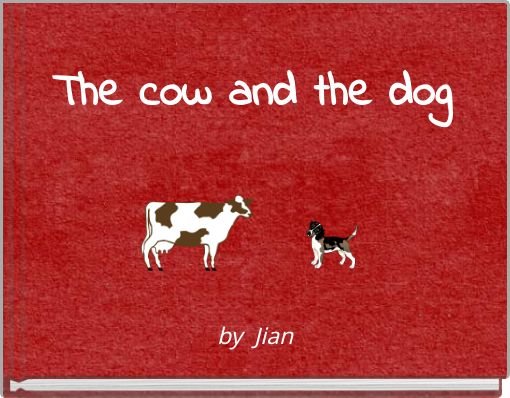 The cow and the dog