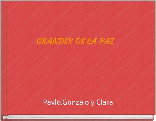 GRANDES DELA PAZ