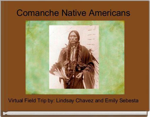 Comanche Native Americans