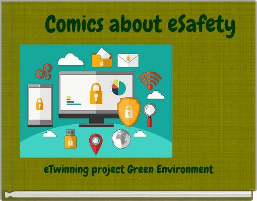 Comics about eSafety