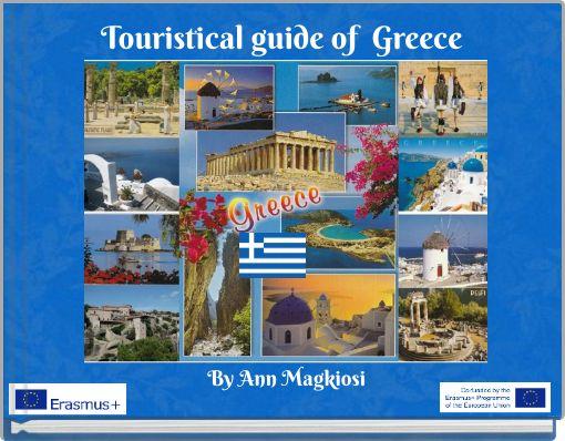 Tourist guide of Greece