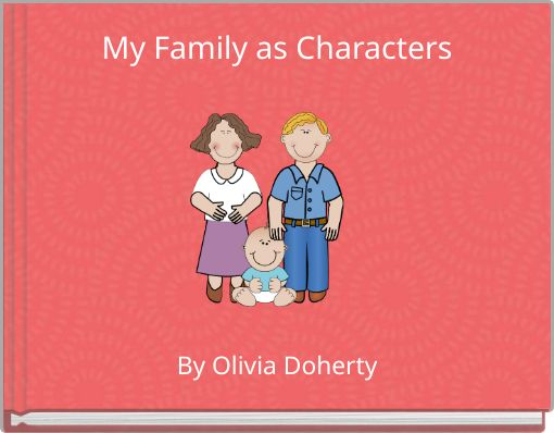 My Family as Characters