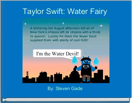 Taylor Swift: Water Fairy