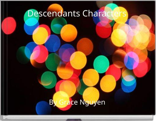 Descendants Characters