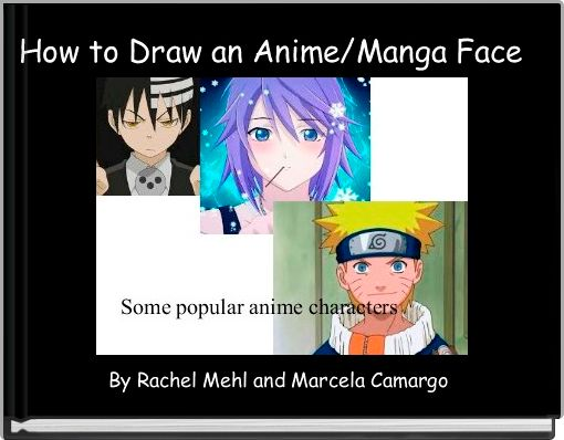 How to Draw an Anime/Manga Face