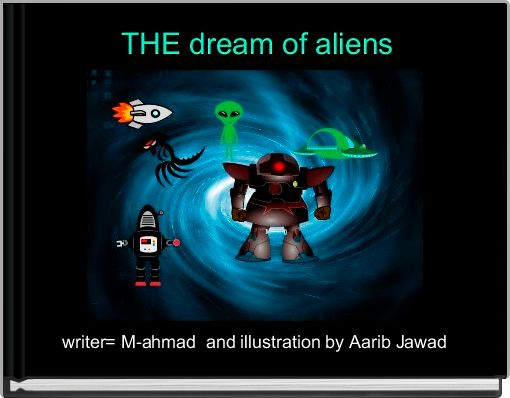 THE dream of aliens