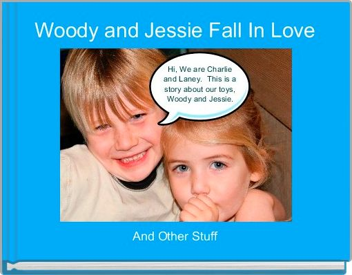Woody and Jessie Fall In Love