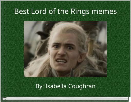 Best Lord of the Rings memes