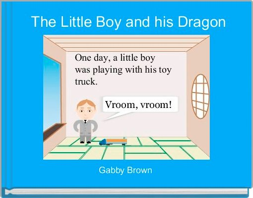 The Little Boy and his Dragon
