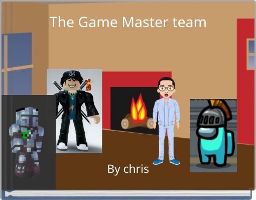 The Game Master team