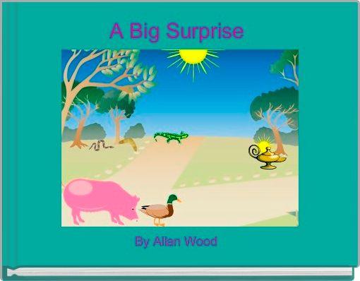A Big Surprise