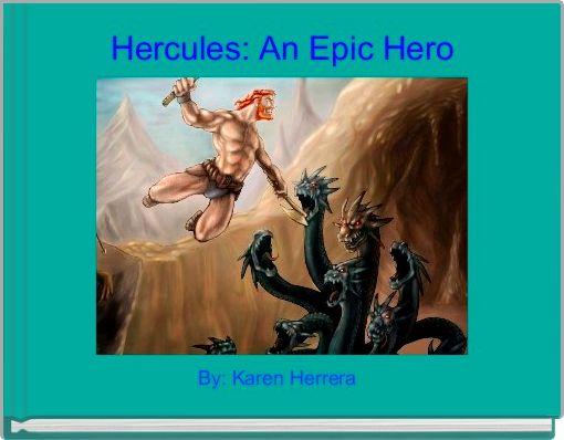 Hercules: An Epic Hero