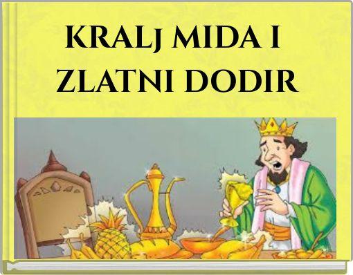 KRALj MIDA I ZLATNI DODIR
