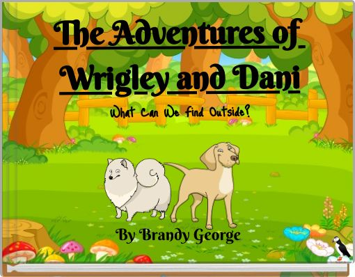 The Adventures of Wrigley and DaniWhat Can We Find Outside?